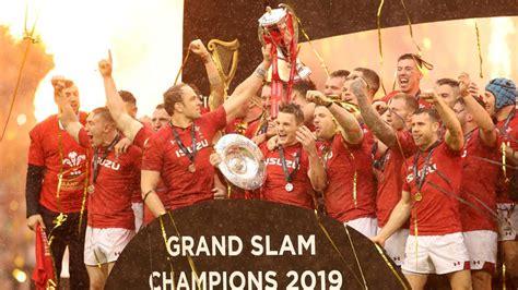 Gales gana el Seis Naciones, con Grand Slam incluido