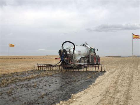 Galicia: los agricultores podrán seguir aplicando purín de ...