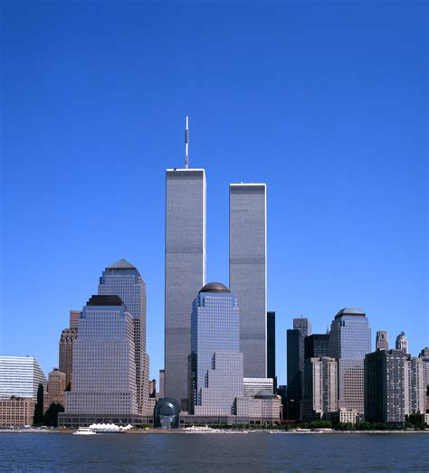 Gallery of AD Classics: World Trade Center / Minoru ...