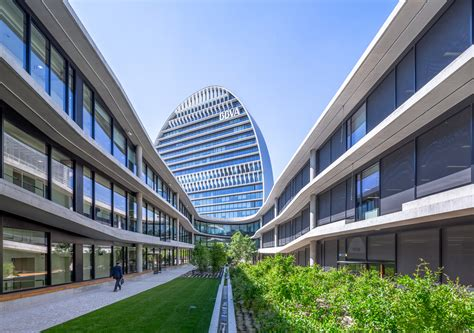 Gallery of Herzog & de Meuron's BBVA Headquarters in ...