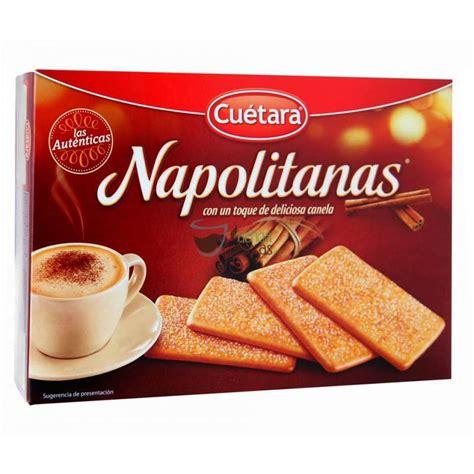 Galletas Cuétara   Napolitanas   500g