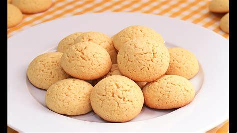 Galletas de Limón   Receta Fácil Rápida y Deliciosa!   YouTube