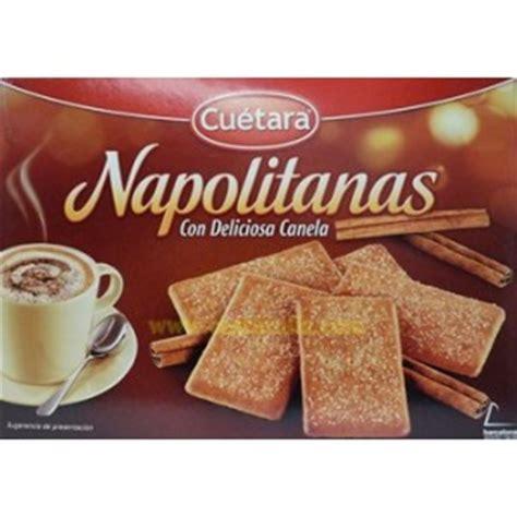 Galletas Napolitanas   Casturalia