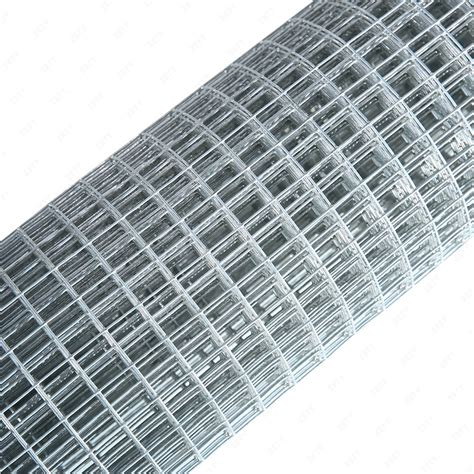 Galvanized Metal Hardware Cloth Welded Wire Mesh Fencing ...