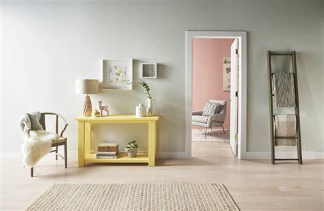 Gama de colores para pintar paredes y animar el diseño