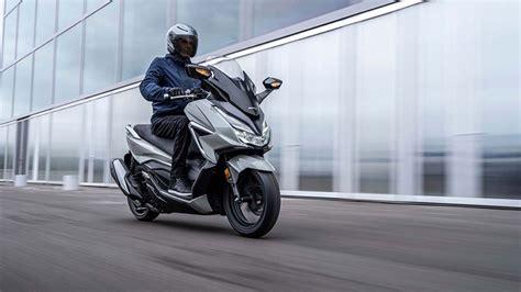 Gama Forza 2021: Honda anuncia el precio de sus scooters ...
