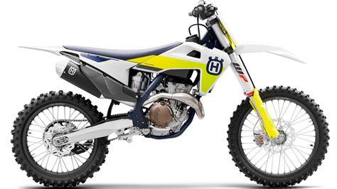 Gama Husqvarna de motocross 2021, novedades y precios ...
