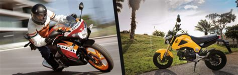 Gama – Motos – Honda