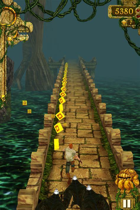 Gamedae: temple run