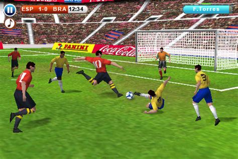 Gameloft s  Real Soccer/Football 2010  Now Available ...