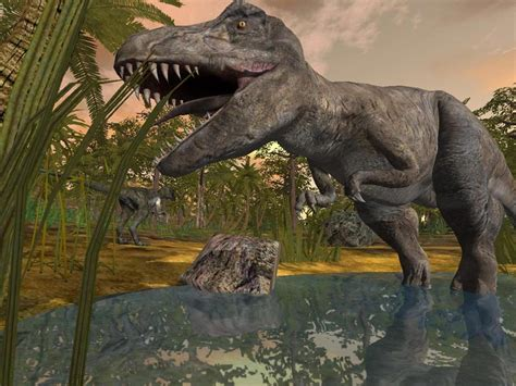 Games: X Isle: Dinosaur Island|NVIDIA