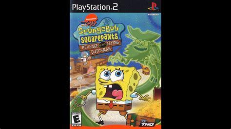 Gaming Memories   SpongeBob: Revenge of the Flying ...