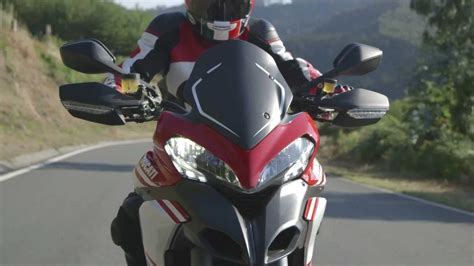 Gamma Ducati Multistrada 1200 m.y. 2013 video Full HD ...