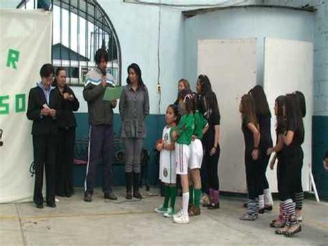 Ganadoras concurso intercolegial de Baile Colegio Niños de ...