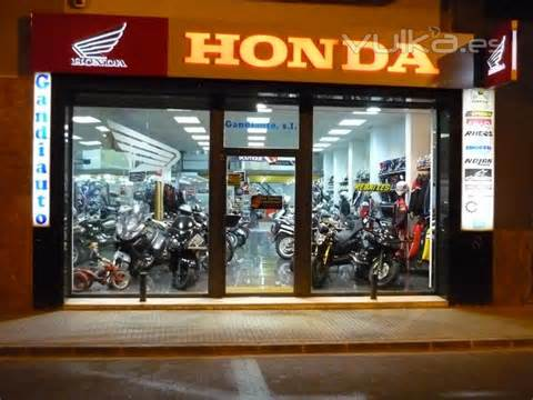 Gandiauto, S.l. Honda Moto Valencia