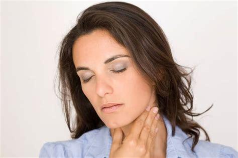 Ganglios inflamados en el cuello: causas y remedios
