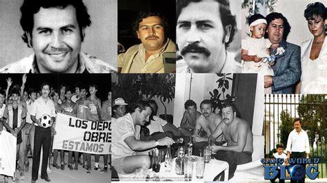 Gangster Profile: Pablo Escobar Medellin Cartel Leader ...