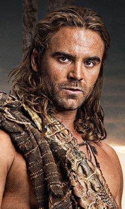 Gannicus | Spartacus, Spartacus tv, Spartacus tv series