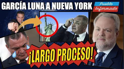 GARCÍA LUNA va a Nueva York donde iniciará un largo ...