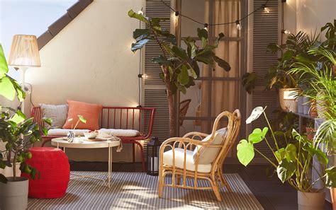 Garden & balcony furniture inspiration   IKEA