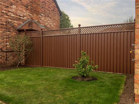 Garden Fencing, Gates & Railings | ColourFence Harborough ...