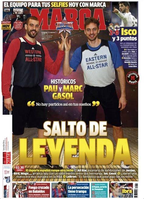 Gasol vs Gasol en el All Star, hoy Barça Levante: las ...