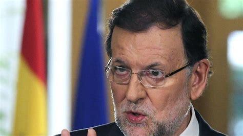 Gasolina para afrontar las generales: Rajoy se pasa de ...