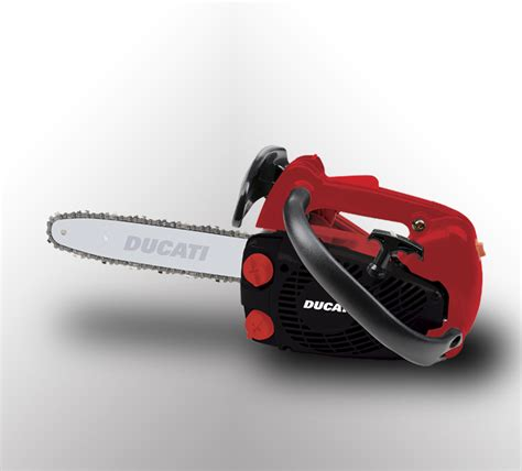 Gasoline Power Chainsaws, Ducati Gardening Collection