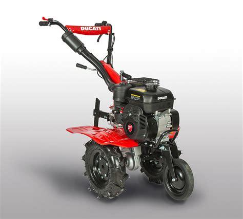 Gasoline Power Tiller, Ducati Gardening Collection