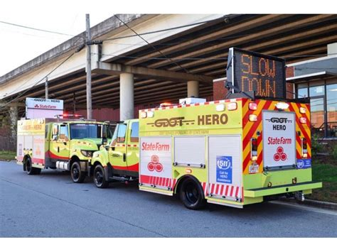 GDOT Rolls Out  Bigger and Safer  HERO Units | Patch