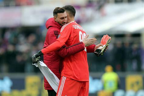GdS: AC Milan at work to sell Antonio Donnarumma