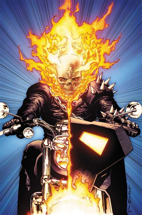 GeekMatic!: Five Things About Ghost Rider: The Spirit of ...