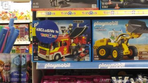 GeekMatic!: Toys R  Us Exclusive: Playmobil!