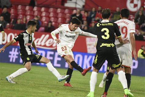 Gelán Noticias: FÚTBOL COPA DEL REY.  El Sevilla FC vuelve ...