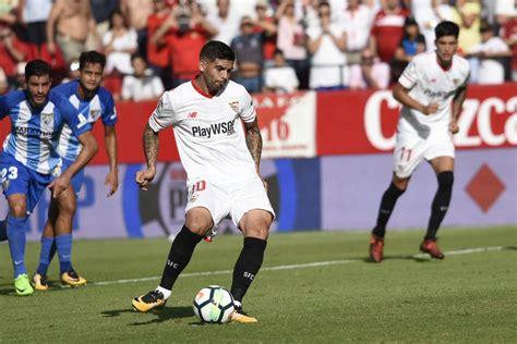 Gelán Noticias: FÚTBOL.  El Sevilla FC, con los goles de ...