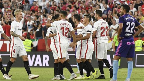 Gelán Noticias: FÚTBOL.  El Sevilla Fútbol Club, con la ...