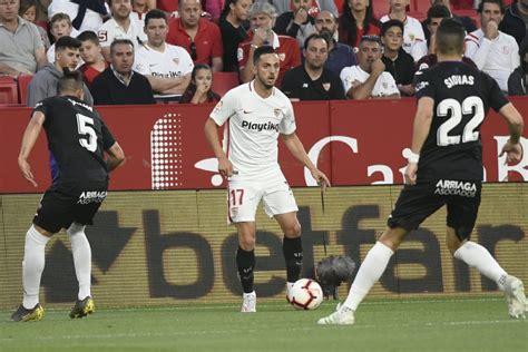 Gelán Noticias: FÚTBOL.  El Sevilla Fútbol Club ofreció ...