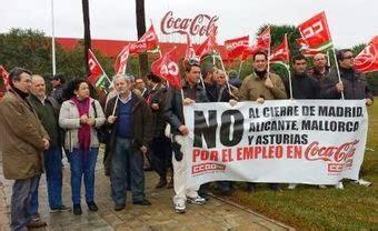 Gelán Noticias: Trabajadores de Coca Cola en Sevilla se ...