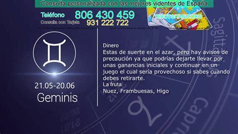 Géminis y su horóscopo diario gratis para hoy jueves 06 de ...