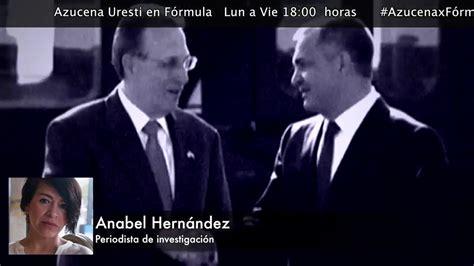 Genaro García Luna me quería matar: Anabel Hernández ...