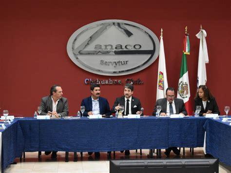 Generan acuerdos CANACO Chihuahua y Gobierno Estatal ...