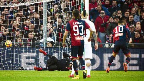 Genoa Roma 1 1: pagelle e tabellino   Calcio News 24