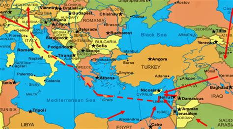 Geo political and strategic umbilical cord of the Israel ...