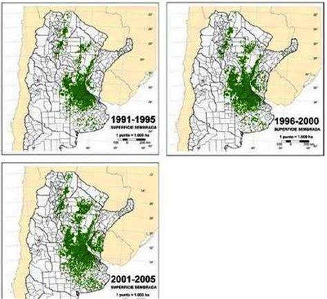 Geografía de Argentina: AGROQUÍMICOS EN LA PRODUCCIÓN DE SOJA