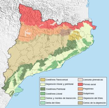 Geografía de Cataluña   Wikipedia, la enciclopedia libre