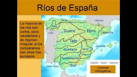 geografia de España   YouTube