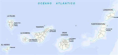 Geografia de las Islas Canarias