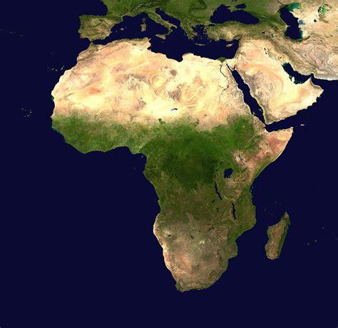 Geografia dell Africa   Wikipedia