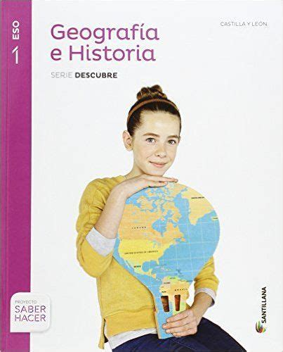 geografia historia serie descubre 1 eso saber hacer ...
