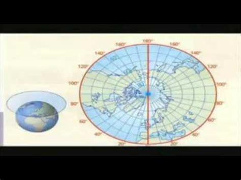 geografia proyecciones cartograficas    YouTube